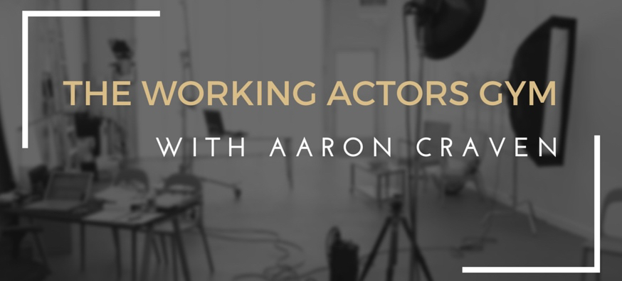 Vancouver Acting Classes with coach Aaron Craven