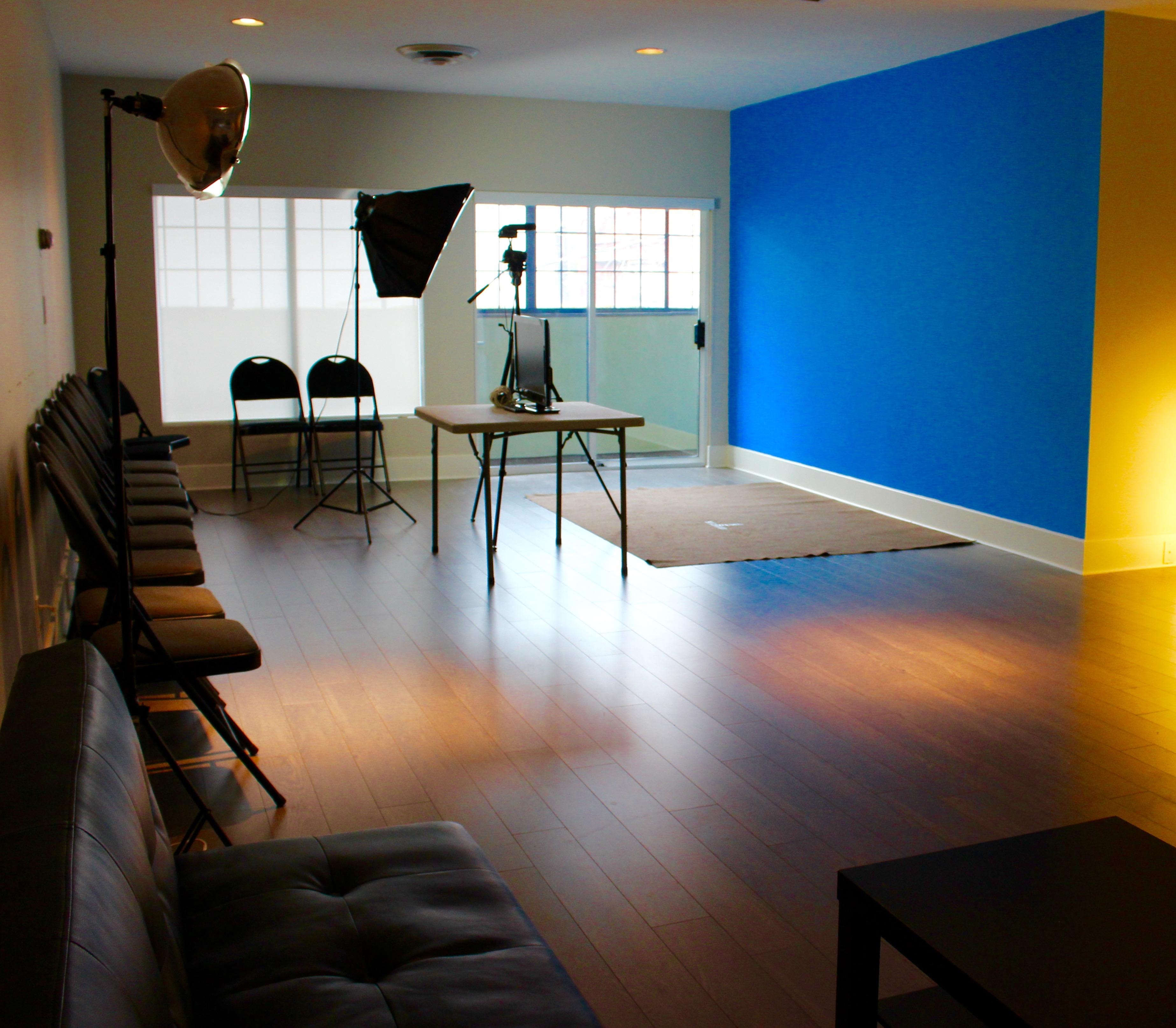 Space Rental For Film TV Casting Acting Classes Rehearsals